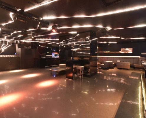 Eventlocation Heart Club Wien