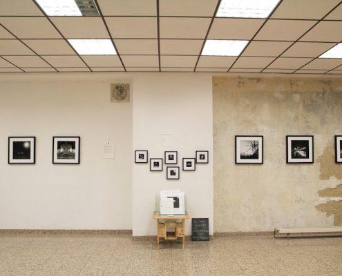 Ausstellung in der Eventlocation PopUpZentrale