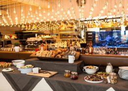 Pressefrühstück in der Eventlocation lutz - die bar Wien